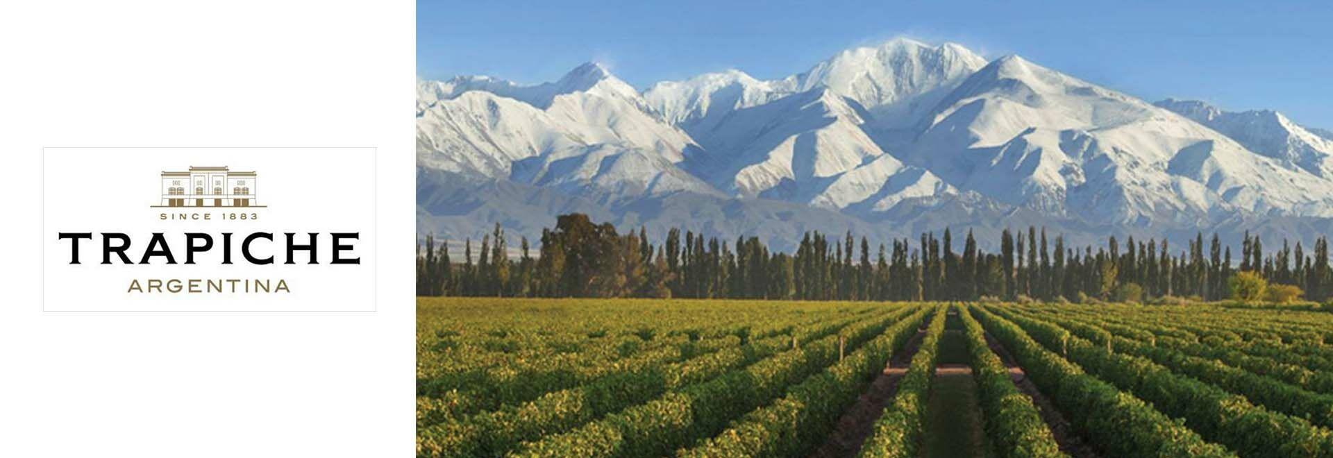 Argentin borok - Trapiche borok - Argentína - Újvilági borok