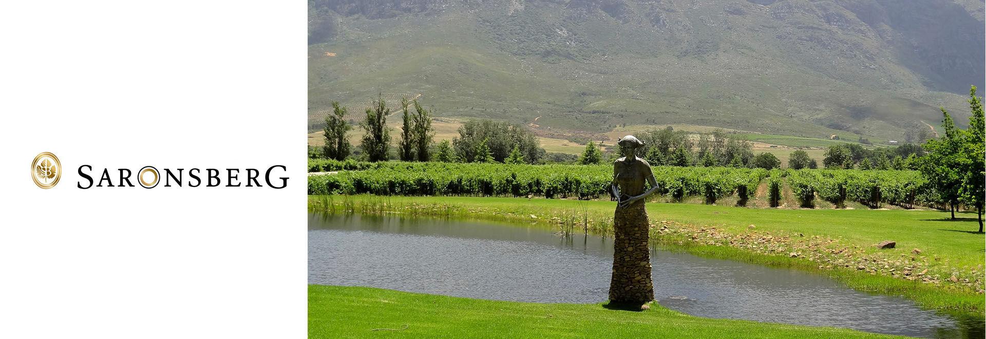 Dél-Afrikai borok - Saronsberg borok