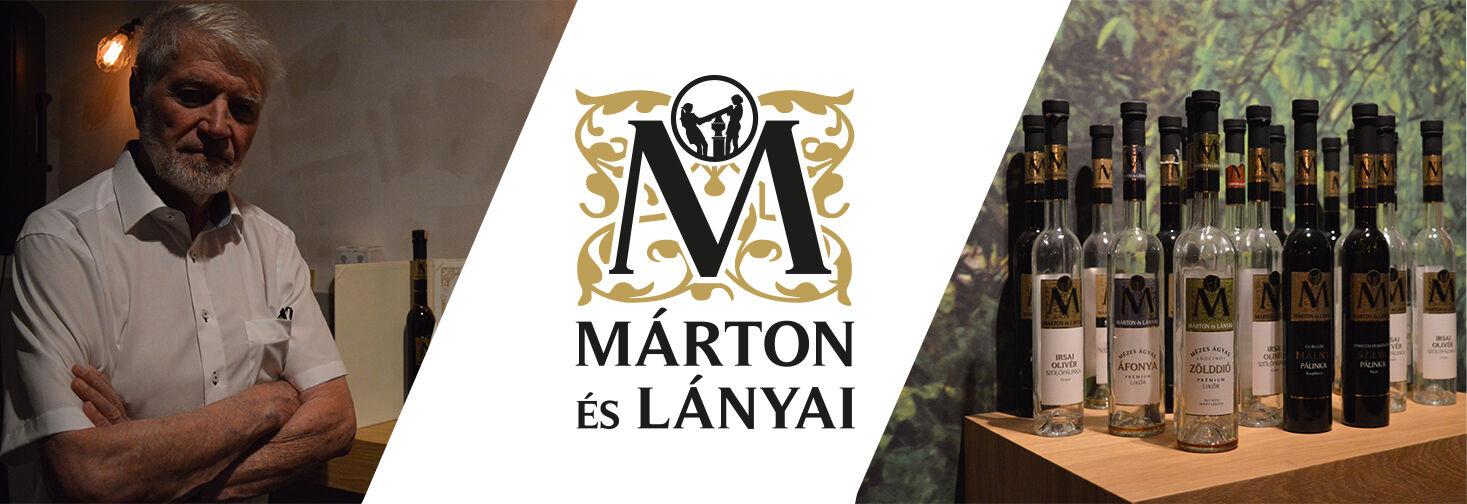 Márton és Lányai pálinka - Pálinkák