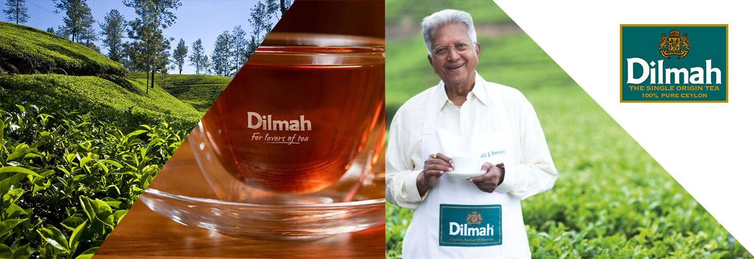 Dilmah teák